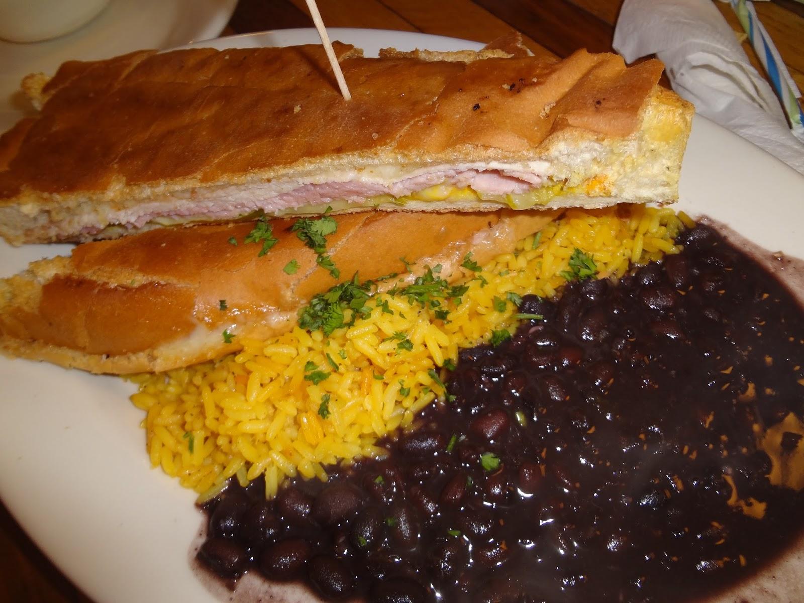 Fonda latina restaurant