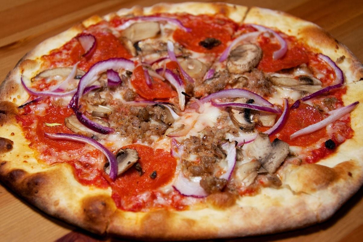 Restaurant: Cameli's Pizza