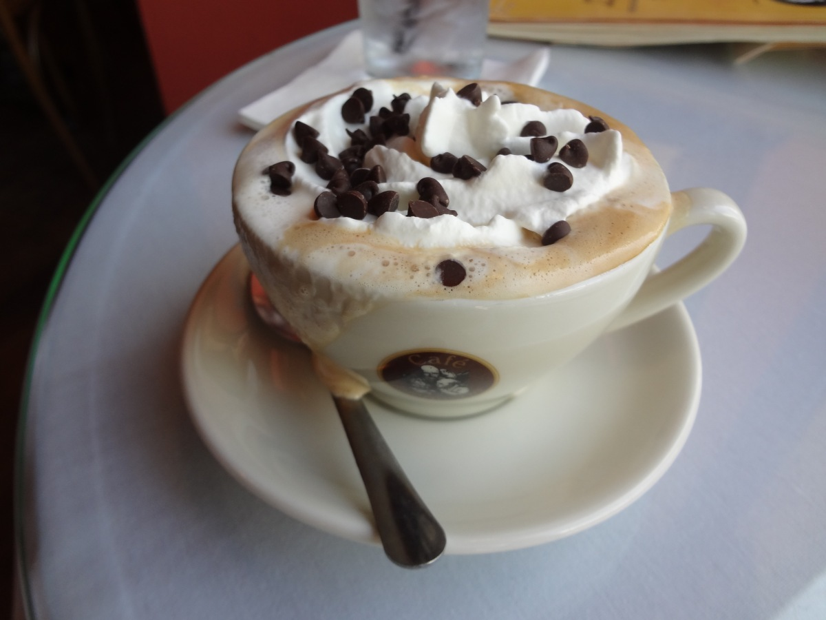 EMILY'S CHOICE: Cafe Intermezzo
