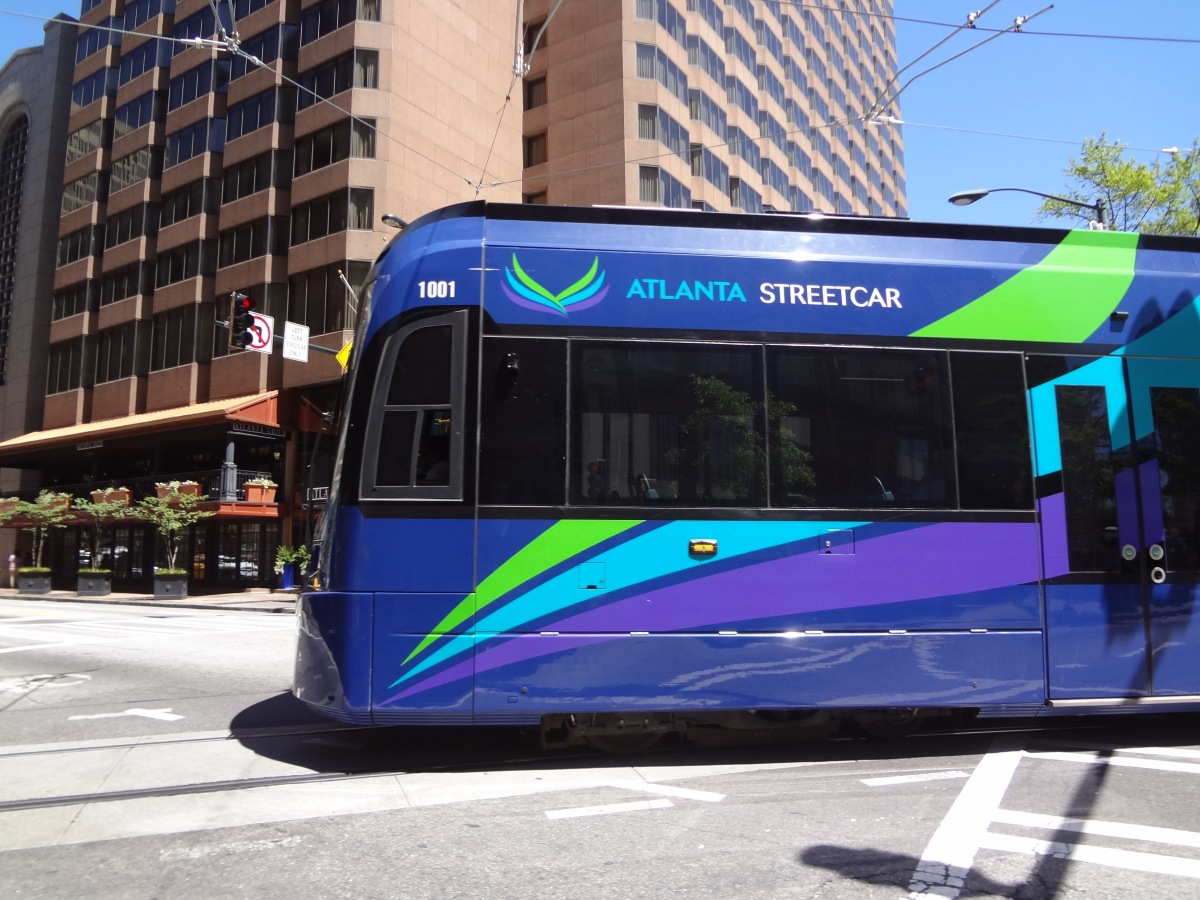 How to Spend a Day in Atlanta: Street Car Edition