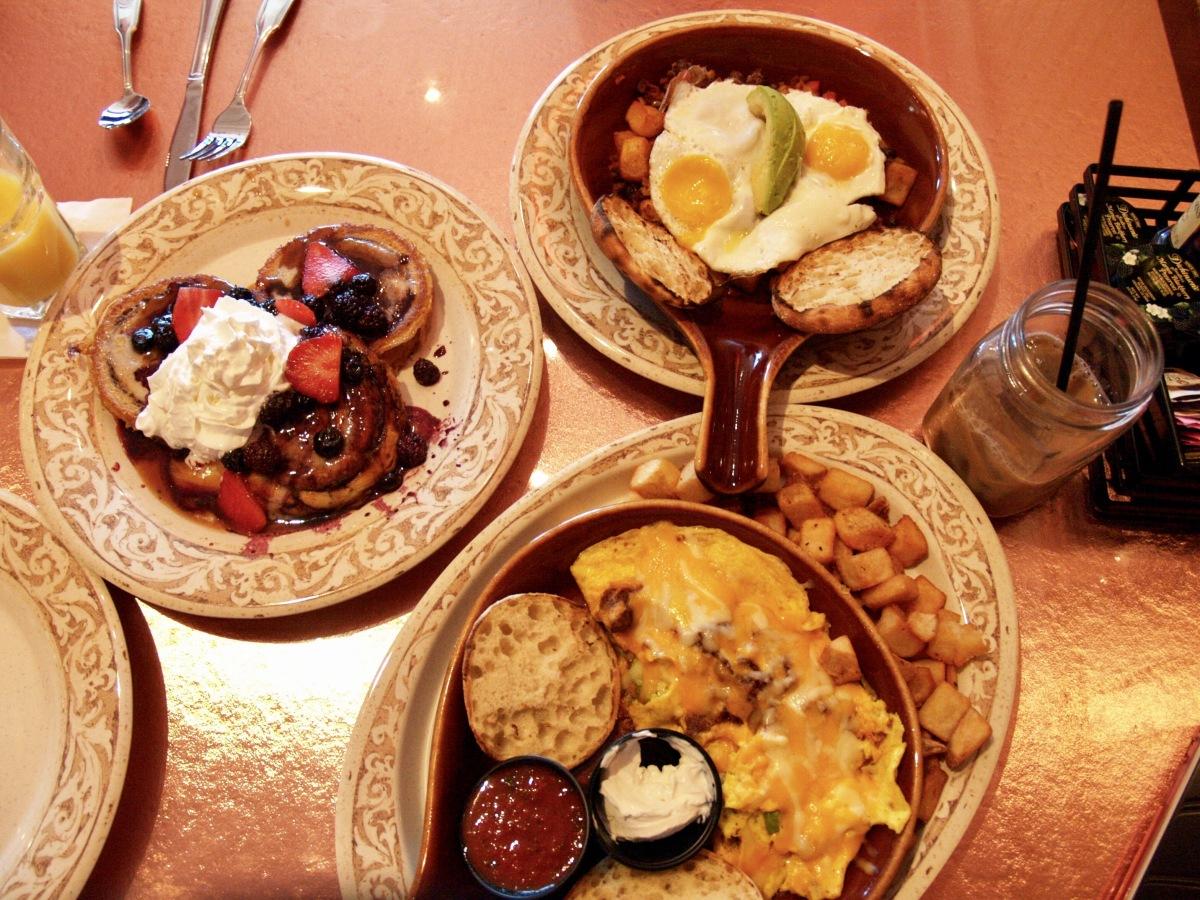 West Egg Cafe Brunch Menu