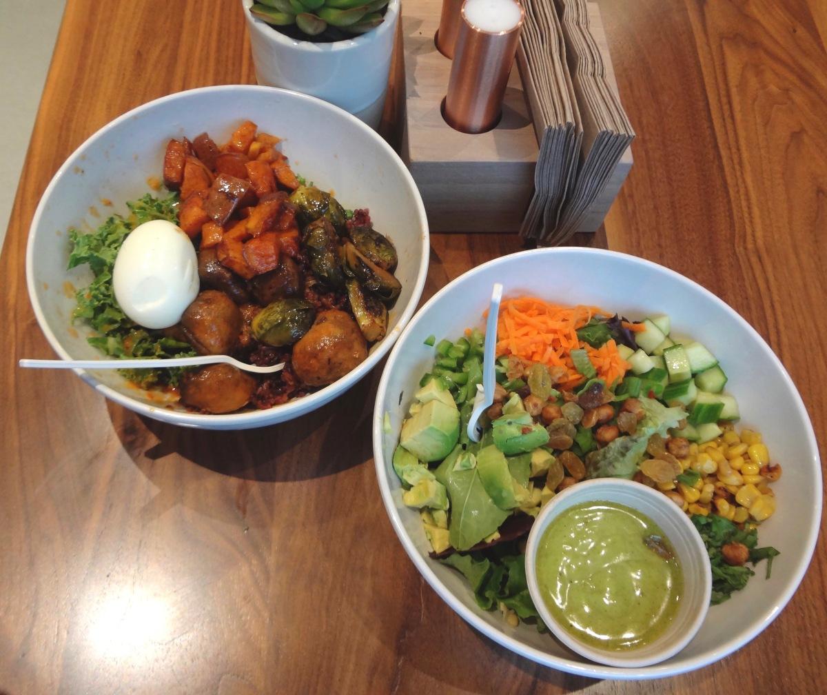 Fast-Casual Restaurant: Upbeet