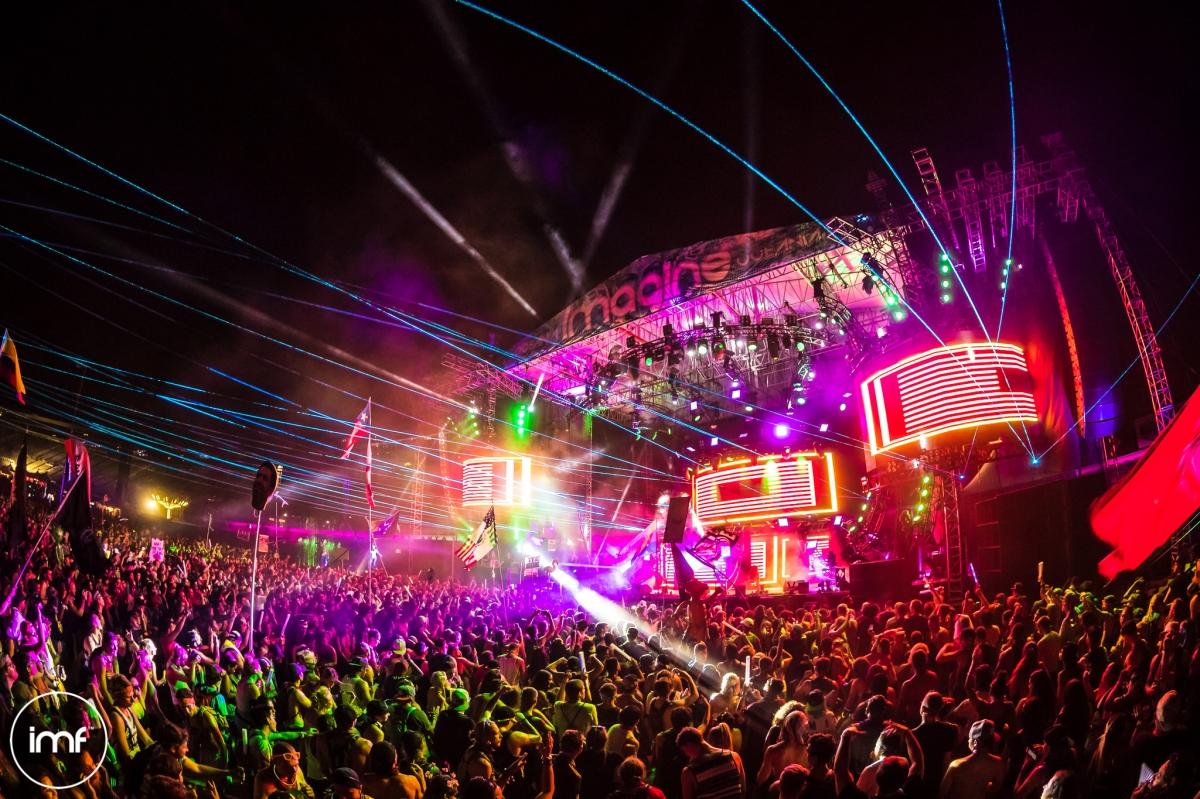 Imagine Music Festival- Sept 22-24