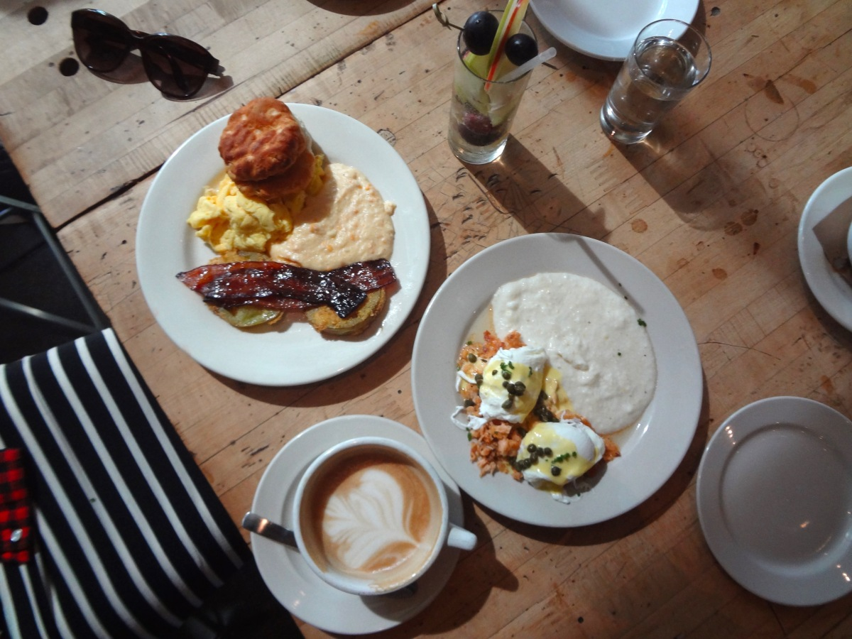 Brunch: West Egg Cafe