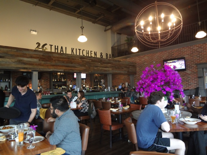 Restaurant 26 Thai Kitchen Bar Atlanta For The Young
