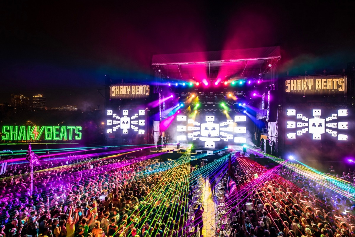 RECAP: 2018 Shaky Beats Music Festival